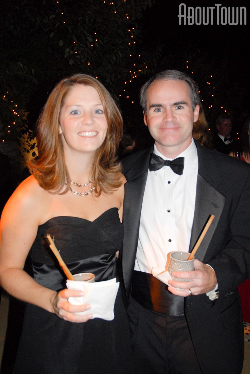 Brett and Jennifer Richards