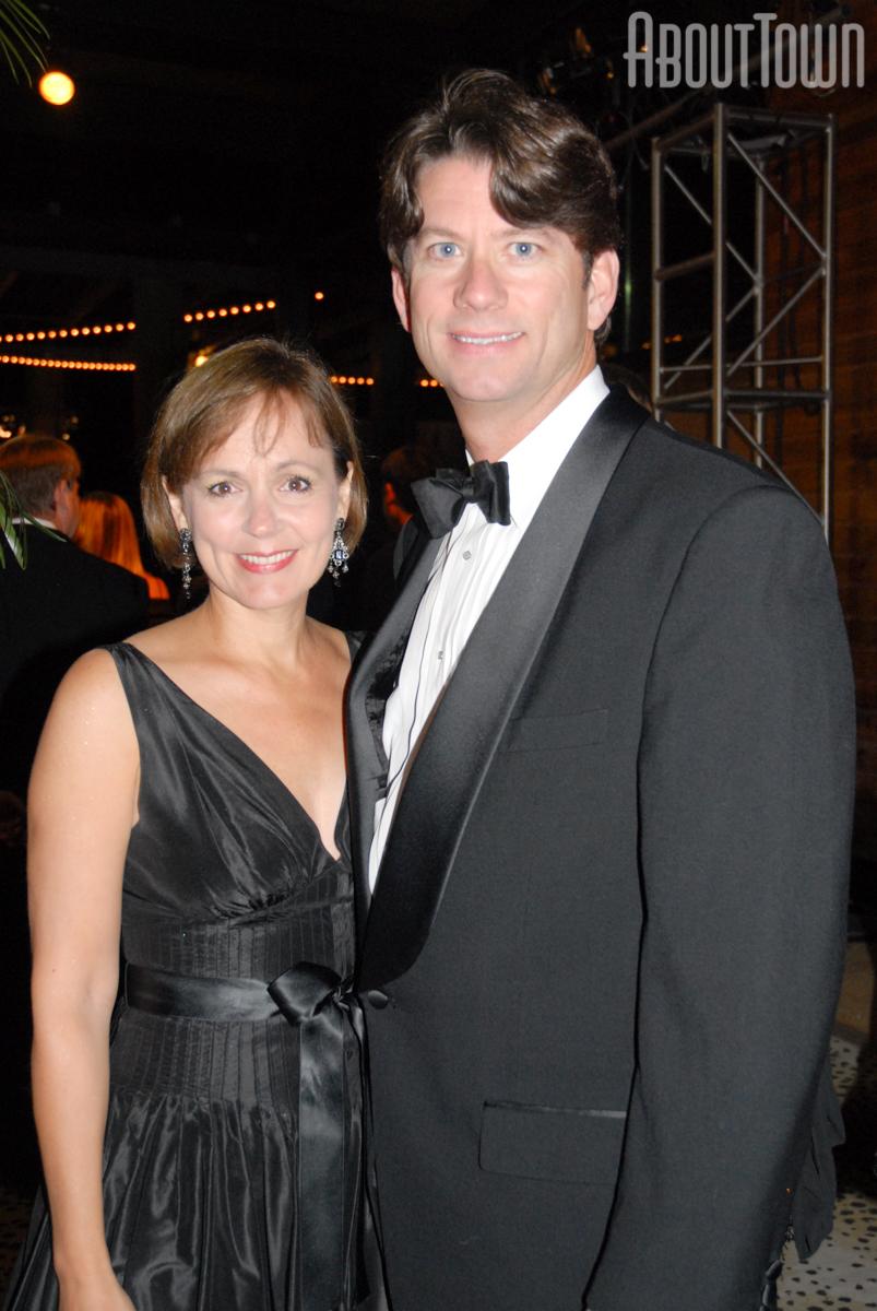 Roger and Vicki Ellenburg