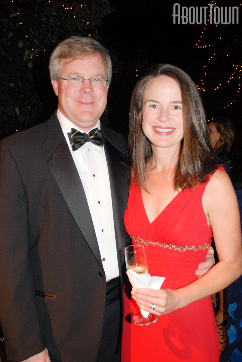 Edmund and Kathleen Doss