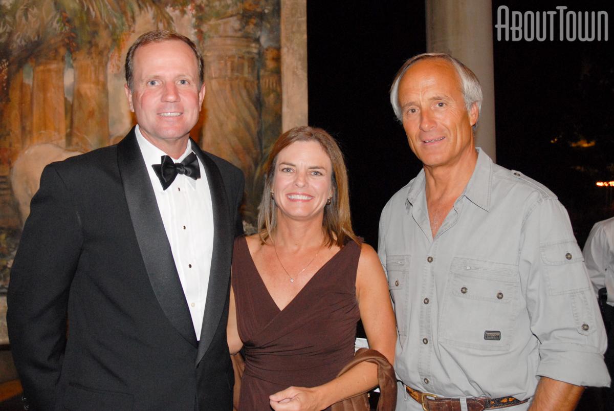 Jack Hannah, Lauri and Randy Jordan
