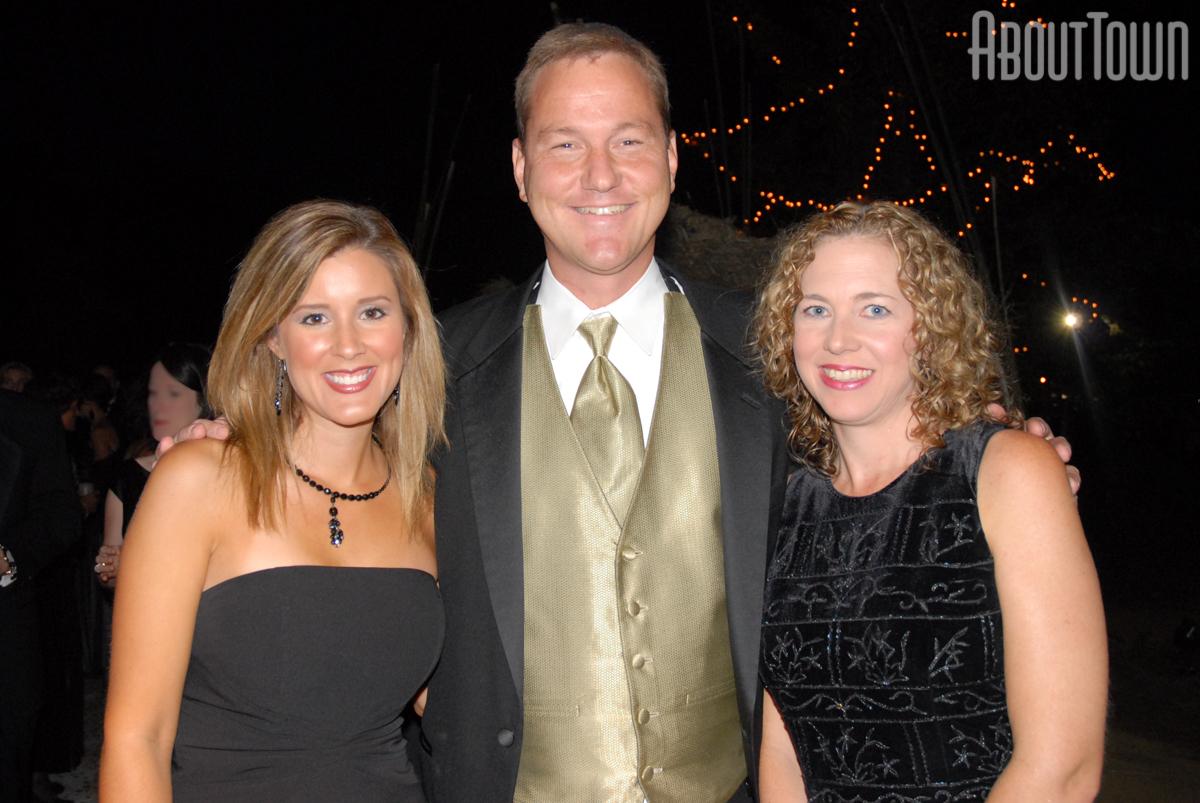 Walter Strick, Tanya Stephens, Christi Knowles