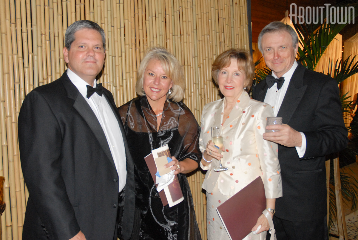 Betty and Terrell Spencer, Lynn Ann, Kevin Windsor