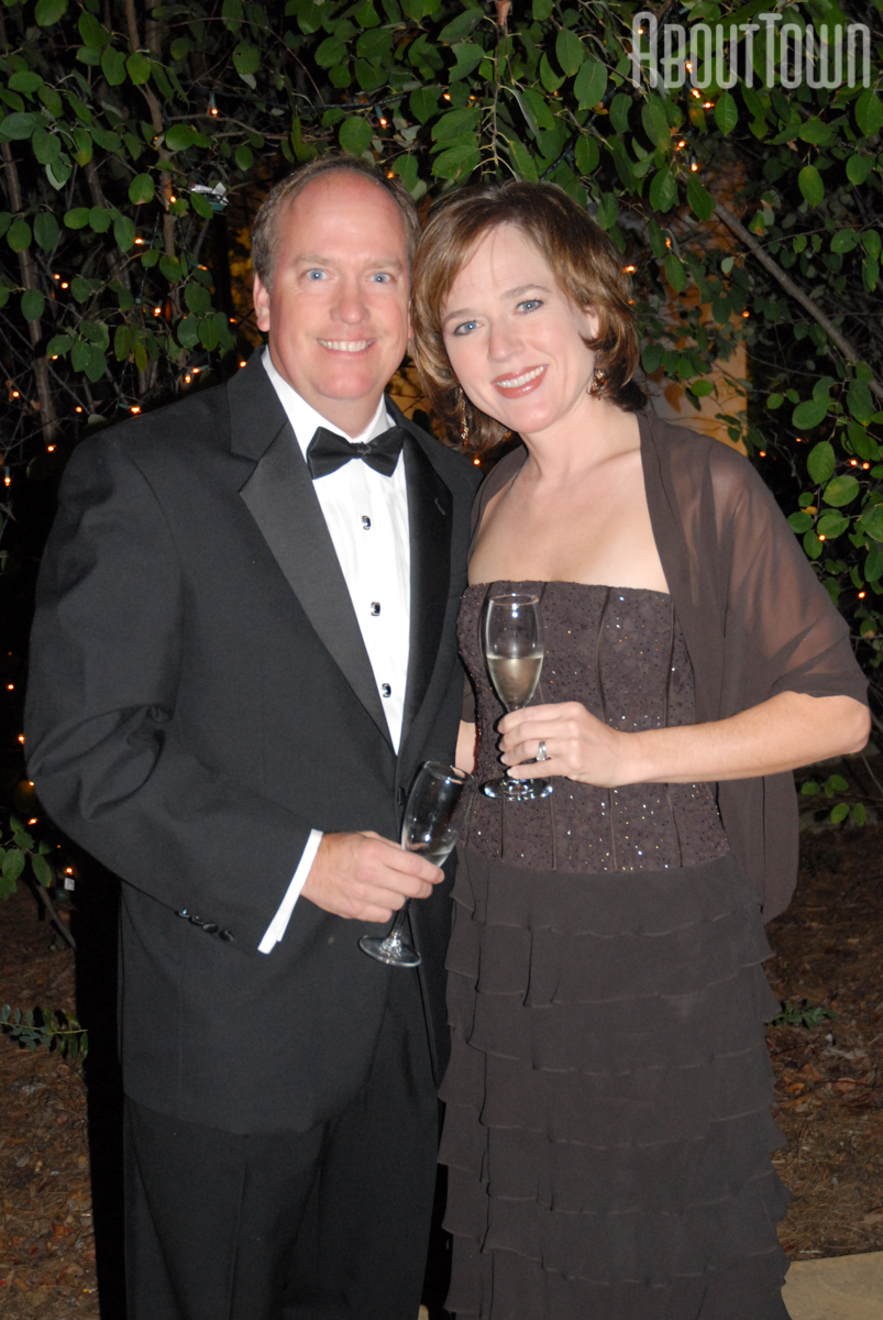 Melodie and Chris Eagan