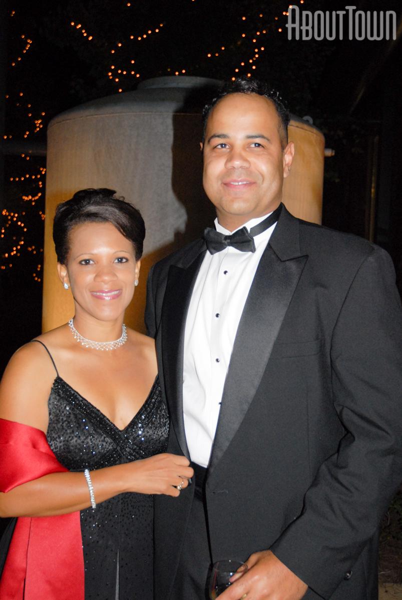 Gregory and Katrina Cade