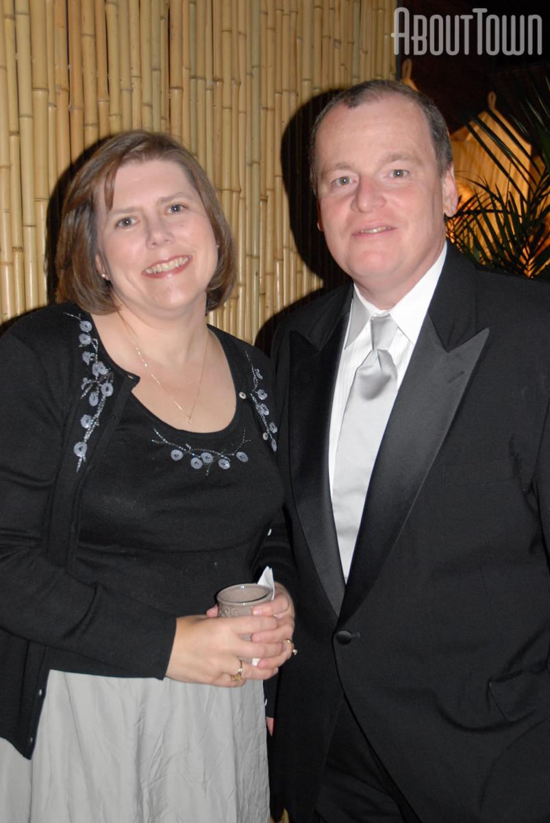 Joe and Beth O'Donald