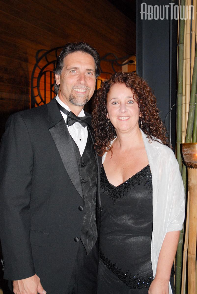 Nancy and Stephen Curreri