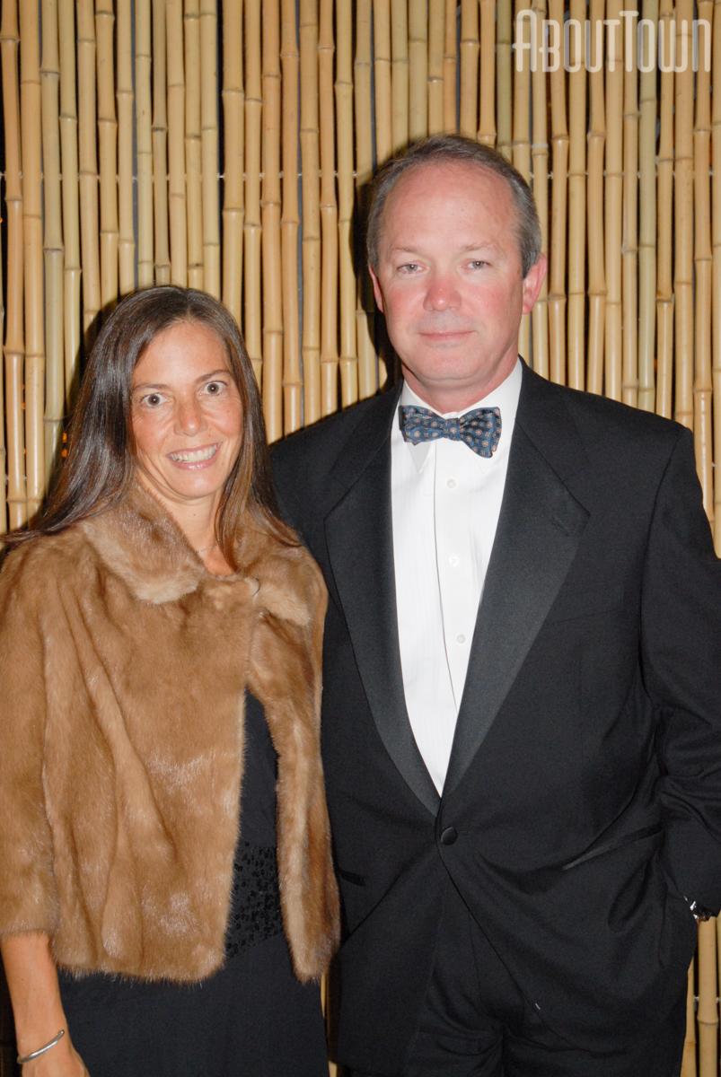 Laurie and Kennie Bramlett