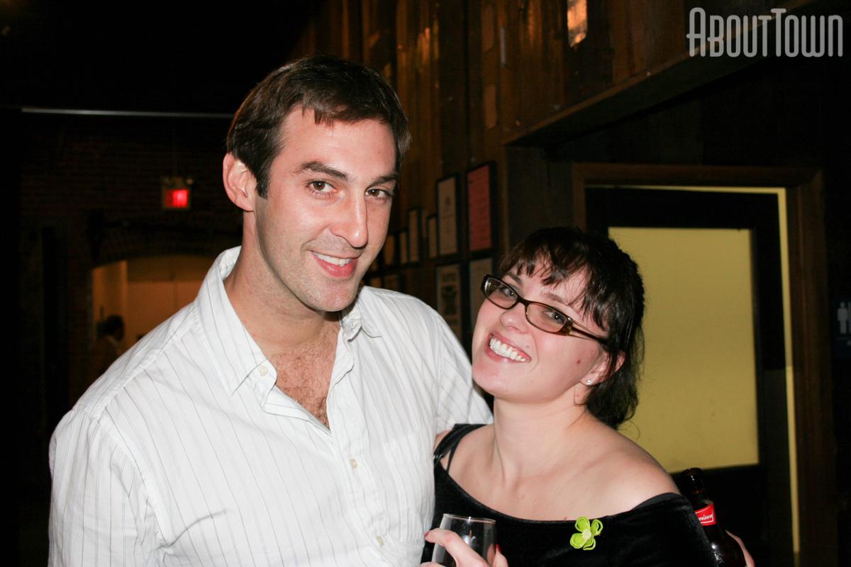 Stuart Flynn, Jessica Bush