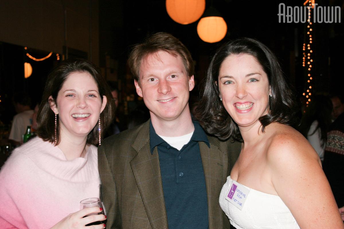 Chandler Abel, Rob Robinson, Catherine Rush