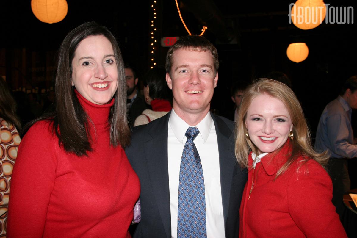 Lauren Paladino, William Satterfield, Jessica Brooks