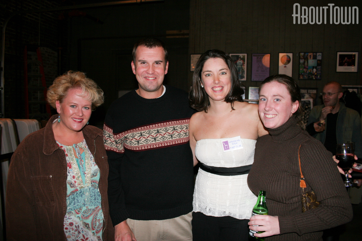 Kelly Stedeford, Tommy Bailey, Katherine Rush, Catherine Chambers