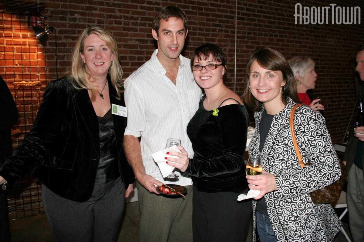 Gina Lovelady, Stuart Flynn, Jessica Bush, Christy Austin