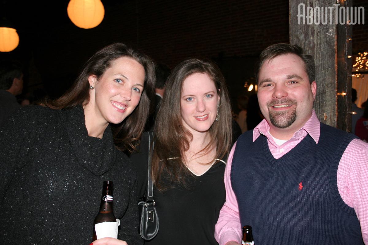 Celeste Jones, Dana Brown, John Armstrong