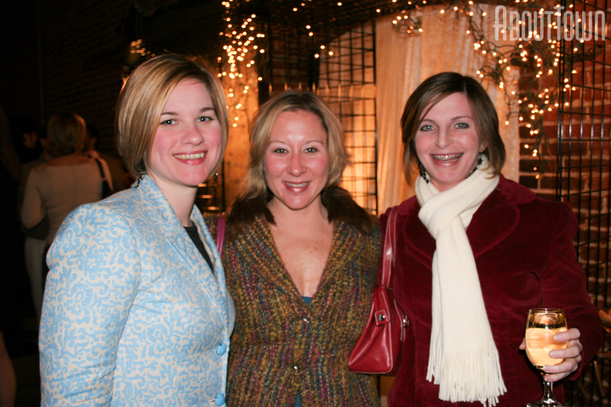 Jennifer Hatchett, Wendy Prine, Melody Wood