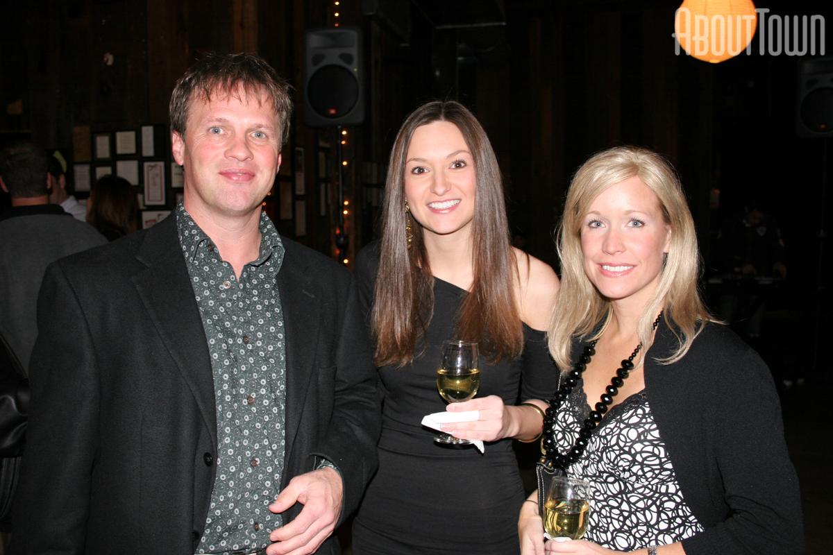 Mike Thomas, Amanda Steeley, Amy Argo