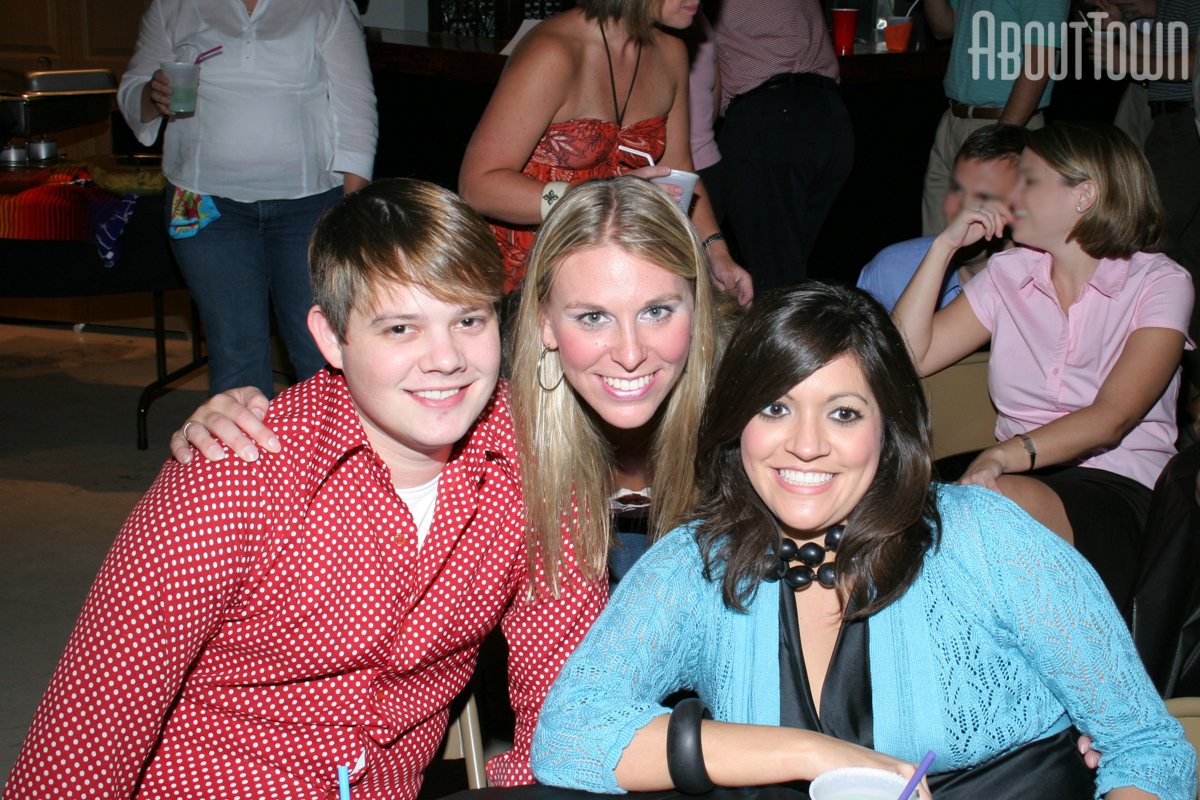 Jessi Grizzard, Scottie and Courtney Bailey