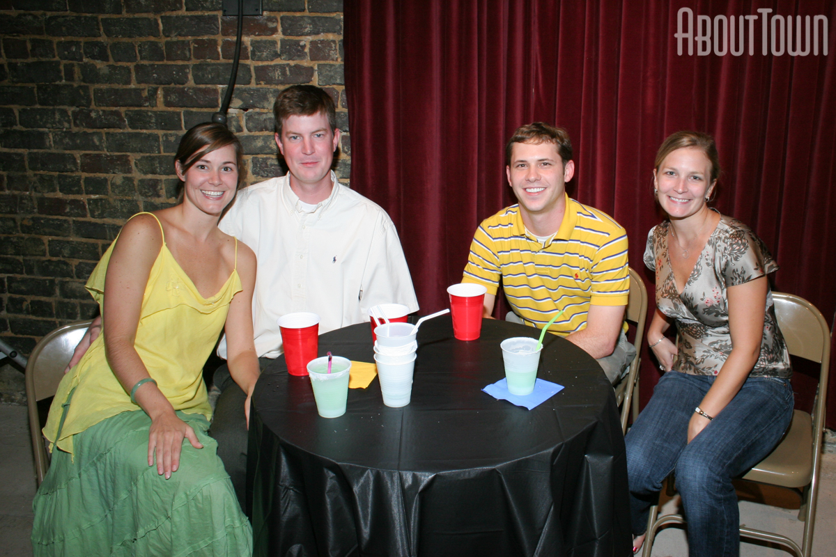 Shanna O'Rear, Spence Neigoog, Kenny Holman, Lauren Lathem