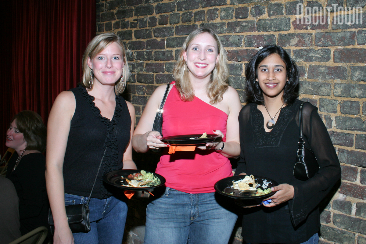 Mary Hatcher, Becky Jones, Shilpa Gaggar