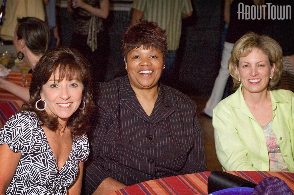 Mary Jo Cagle, Judy Robinson, Mana C. Norena
