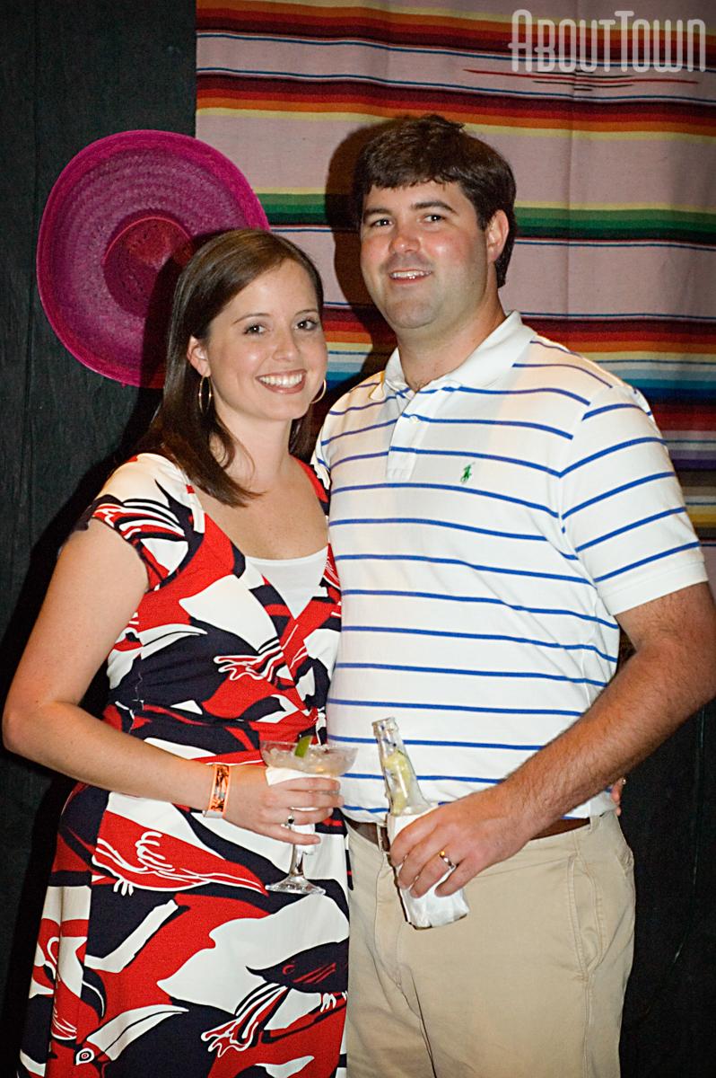 Rachel and Jason Waters