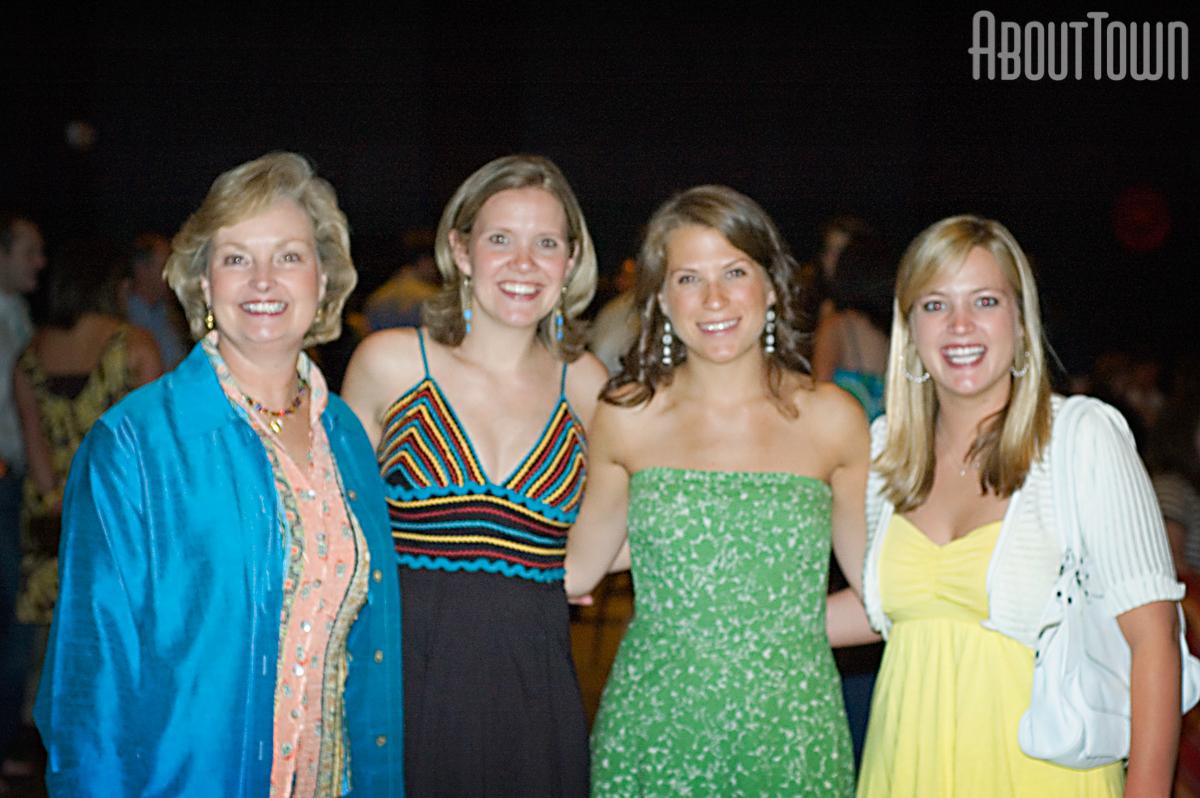 Dolly O'Neal, Betts Johnson, Marchelle Falkner, Amy O'Neal