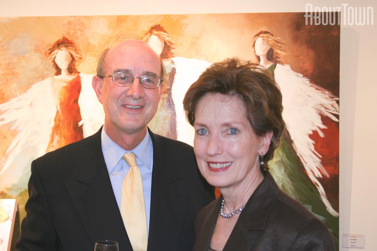 Dalton and Georgeanne Parker