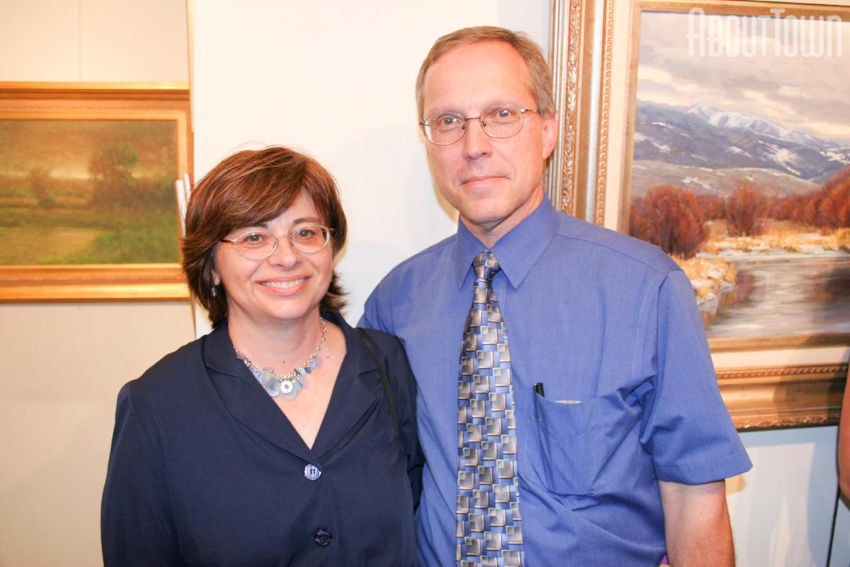 Judy Higey, Brian Higey