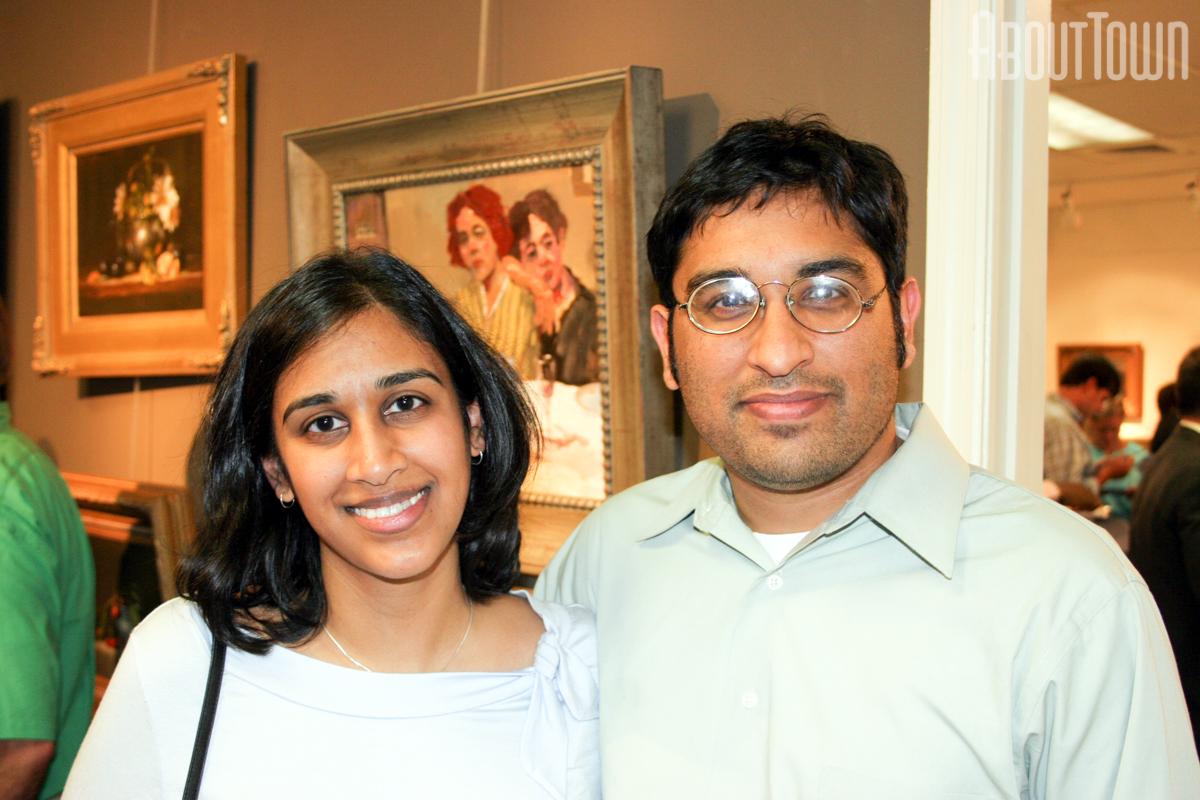 Shilpa and Amit Gaggar