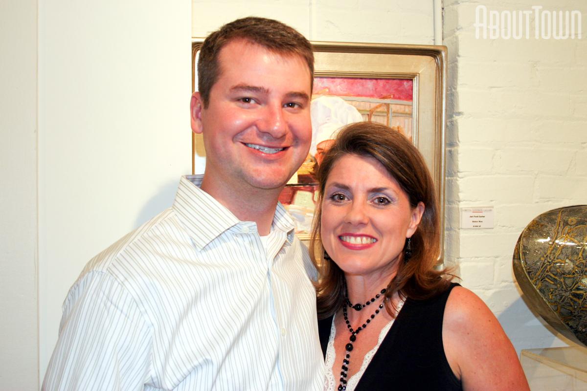Jeremy Trousdale, Nancy Prater