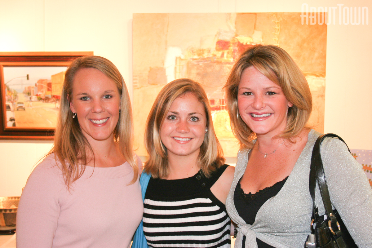Shannon Goff, Cindy Berbic, Shannon Peters