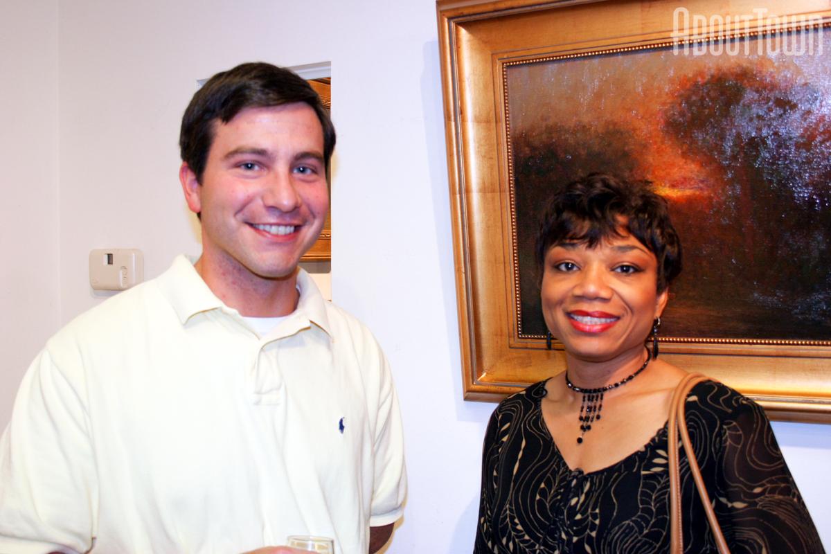 Joe Hicks,  Gina Levert
