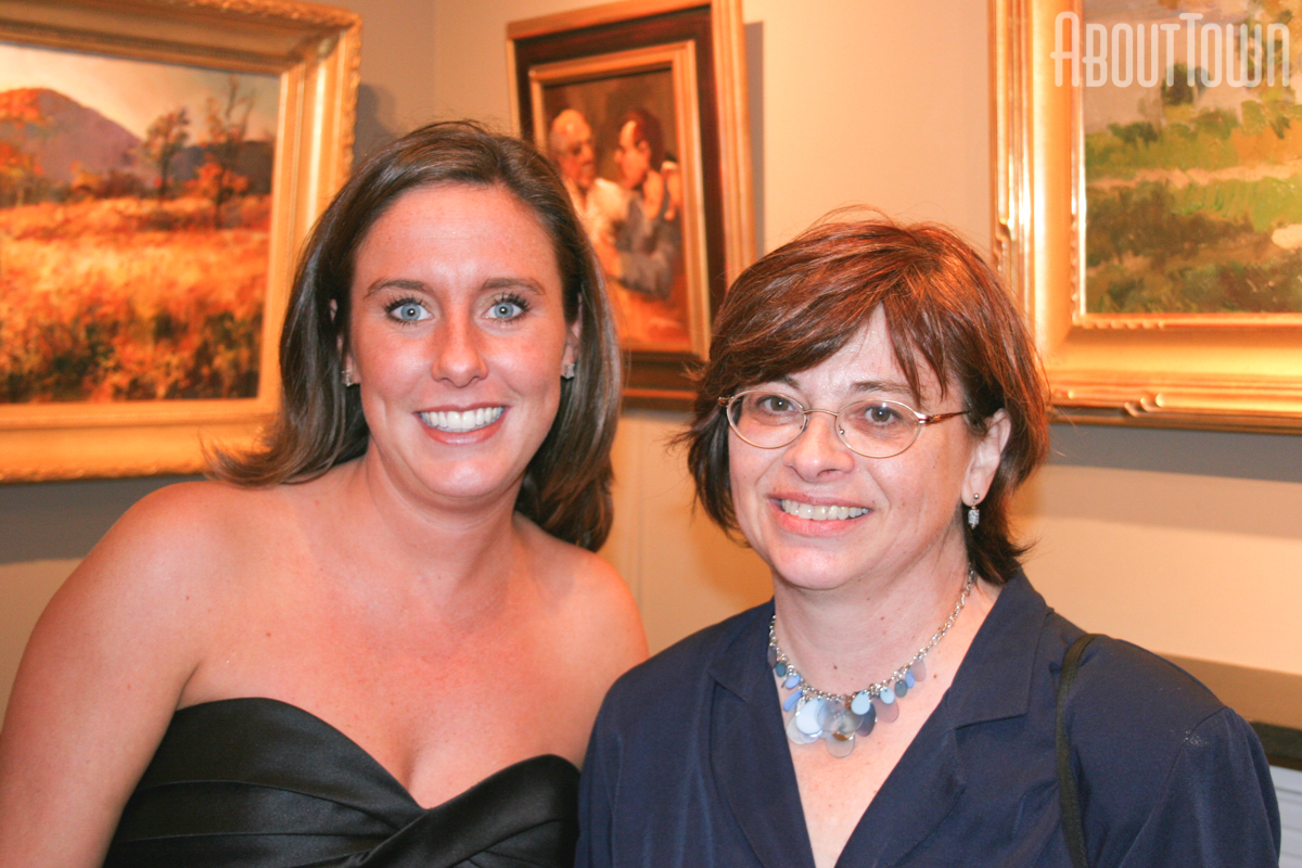 Ashley Copeland, Judy Higey