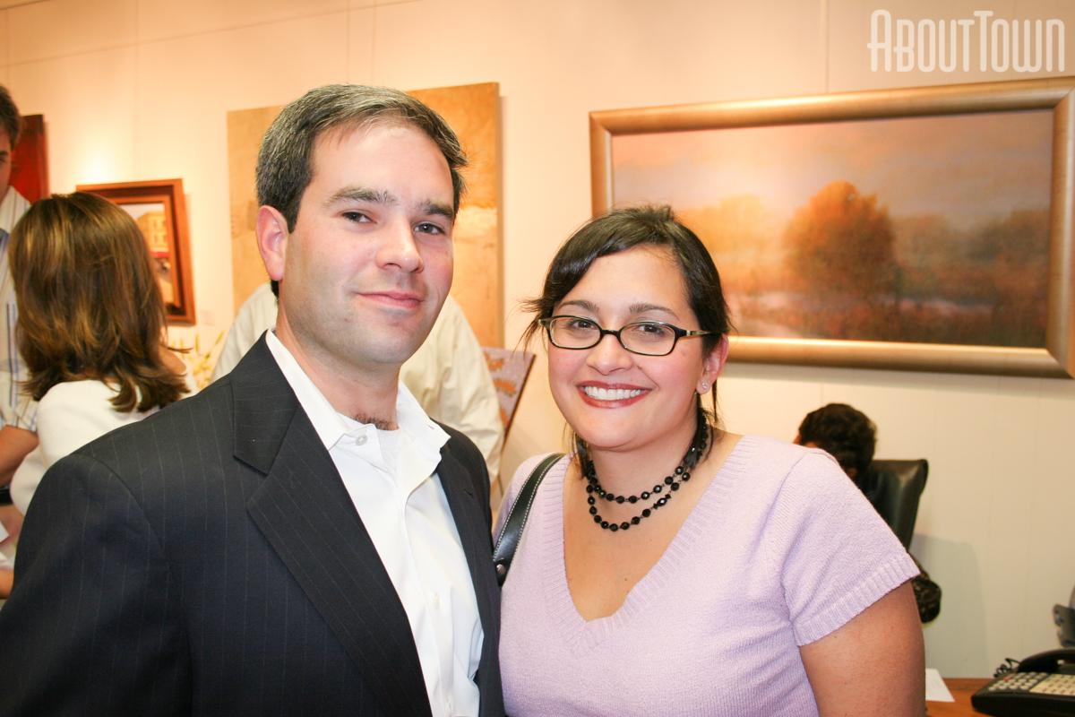 Carlos and Natalie Garcia