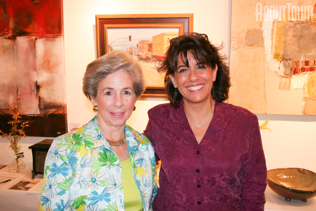 Janice Anderton, Margaret Anderton