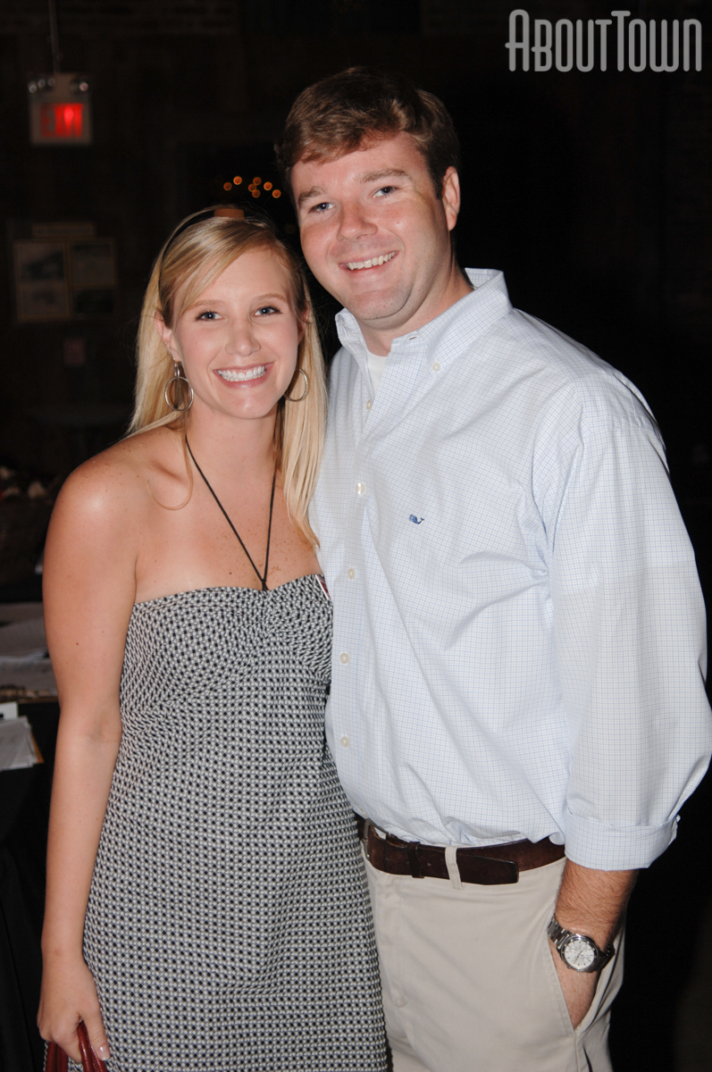 Hannah Killough, Wes McGugin