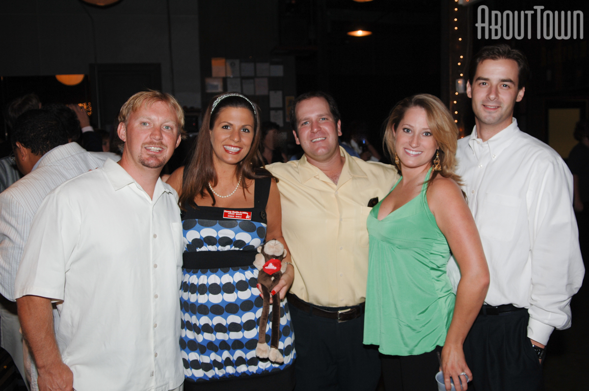 Dwayne and Cassie Shears, Steven Cottrell, Kristie Waters, Kyle Johnson