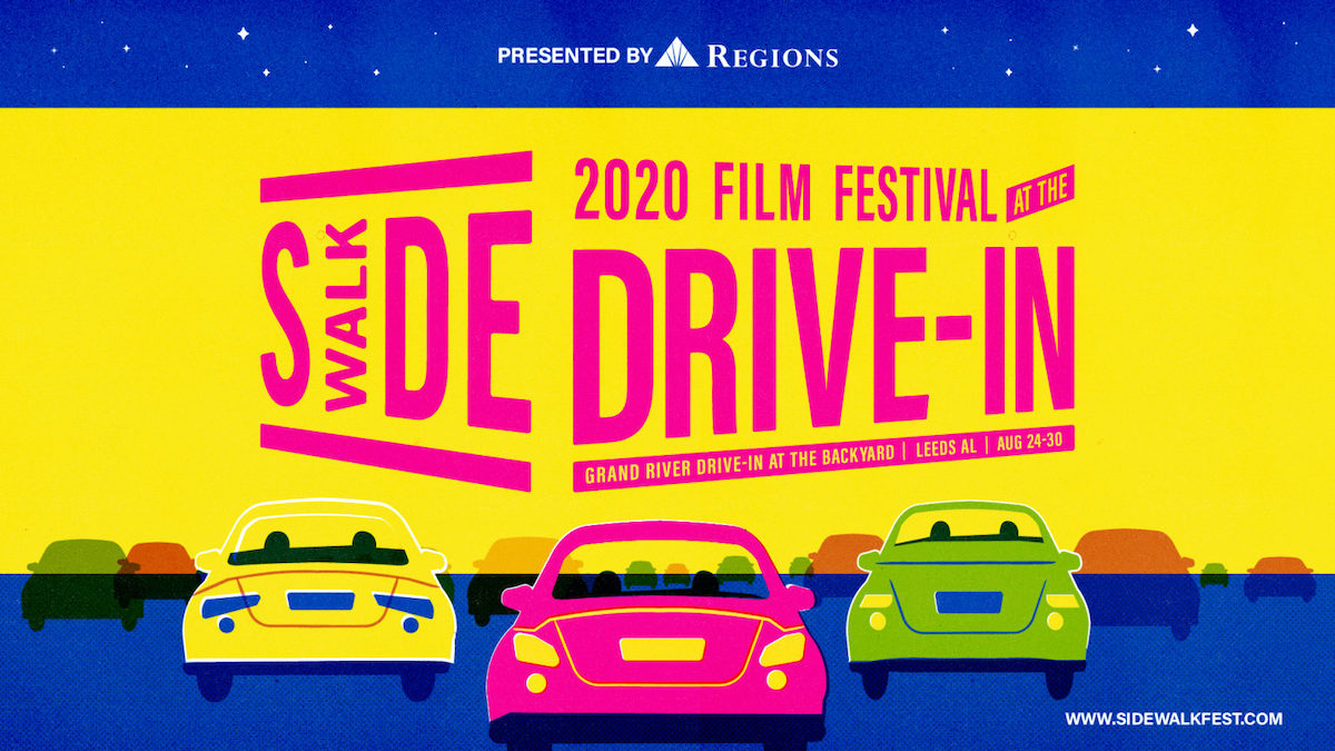 Head to the Drive-In for the 2020 Sidewalk Film Festival