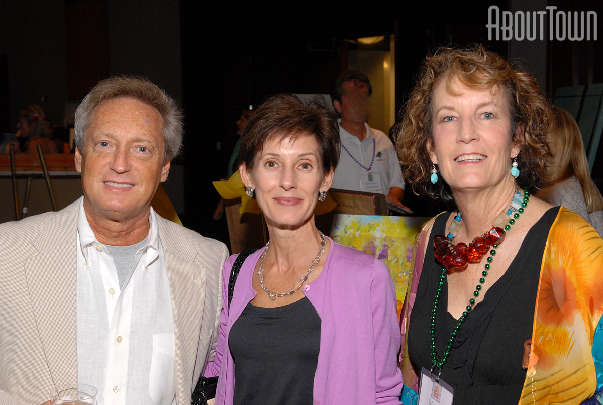 Michael and Debbie Wilson, Ann Phillips