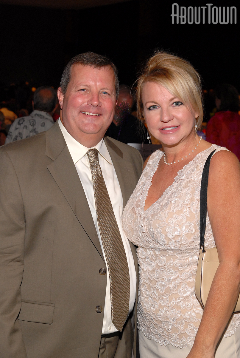 Vince and Lee Anne Bennett