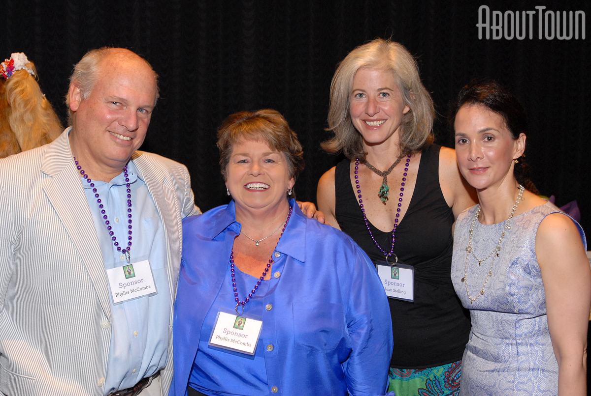Cole Taylor, Phyllis McCombs, Claire Lawler Taylor, Lisa Mani