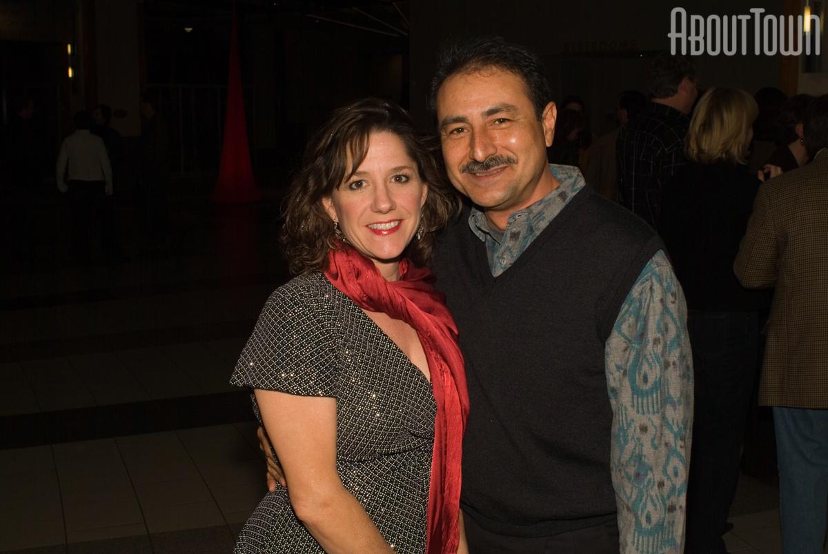 Linda and Bill Pontius
