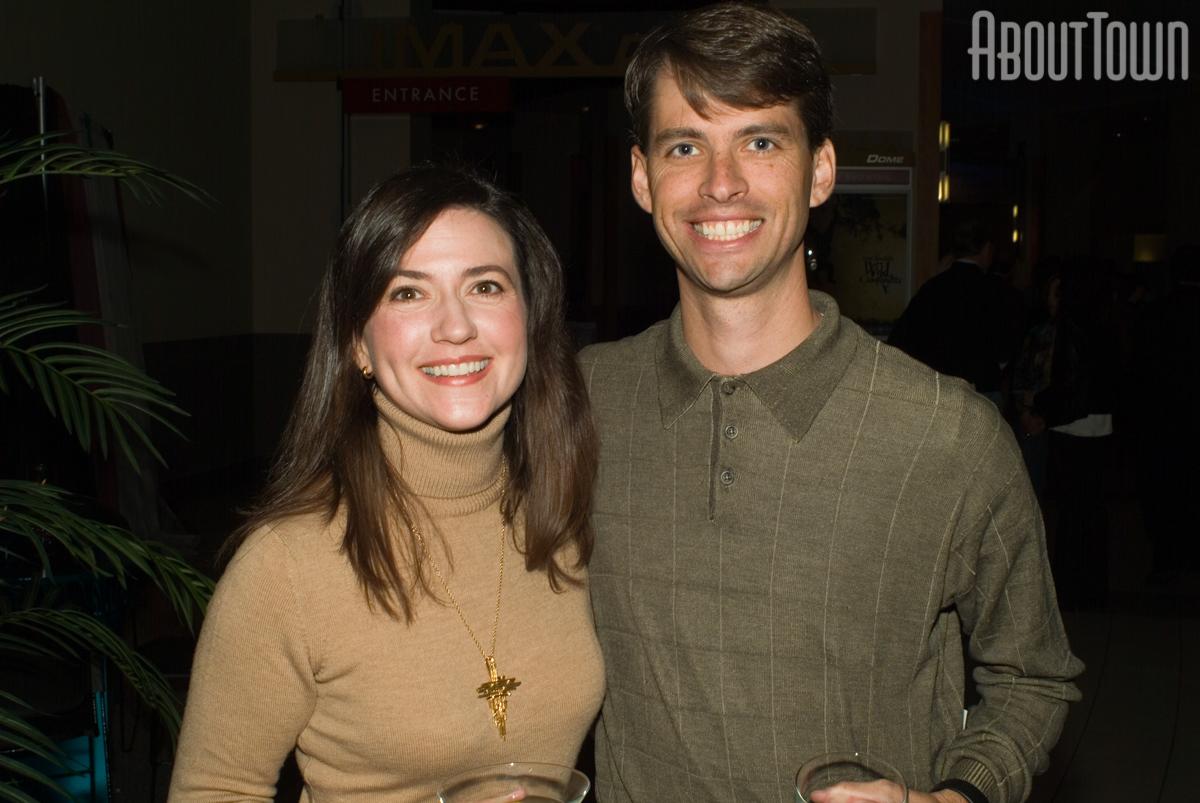 Jennifer and Daniel Bolongaro