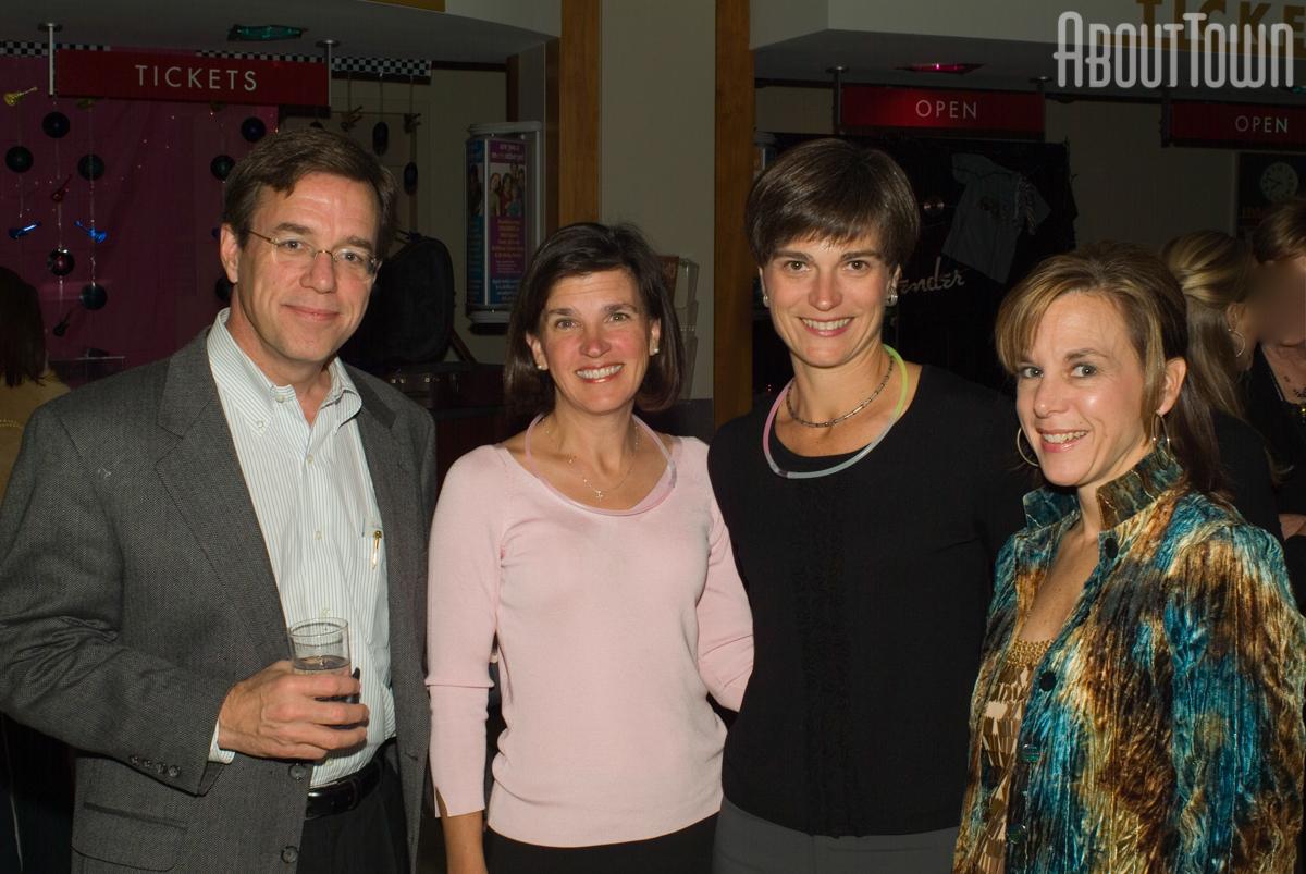 Victor Hanson, Jane Menendez, Mary Hanson, Kaye Emack