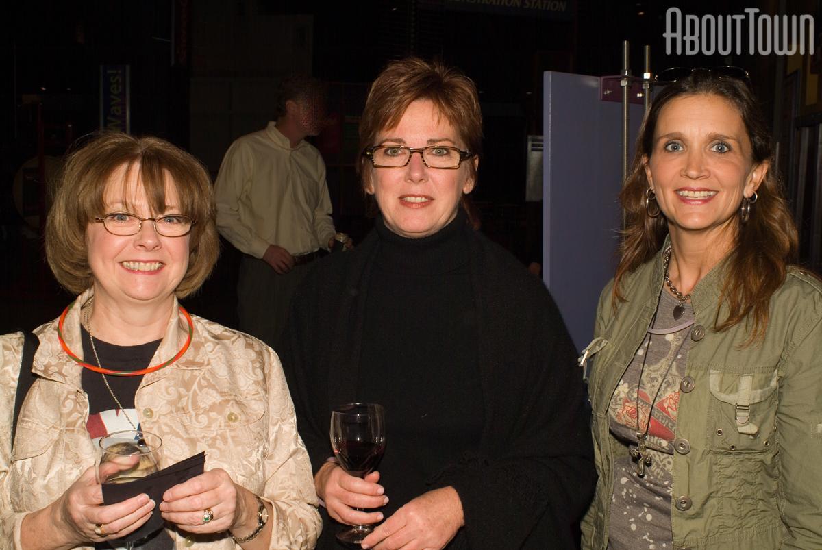 Fiona Watts, Liz Lang, Jennifer Trammell