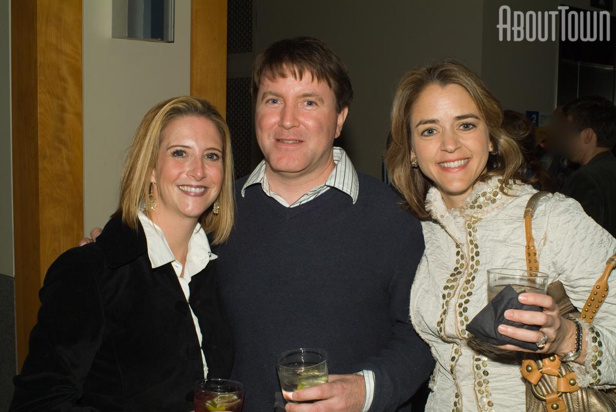 Jenny Edwards, Jerry and Gina Karcher