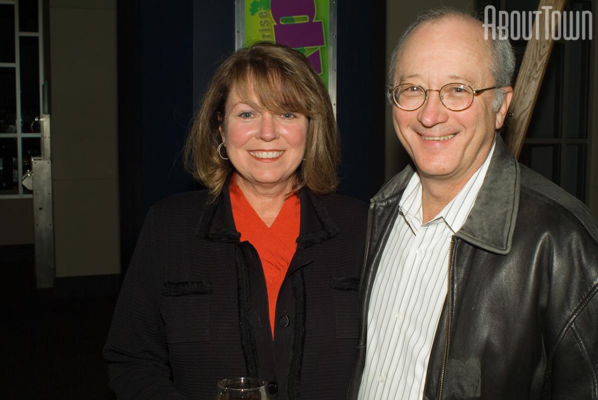 Kate and Rob Sexton