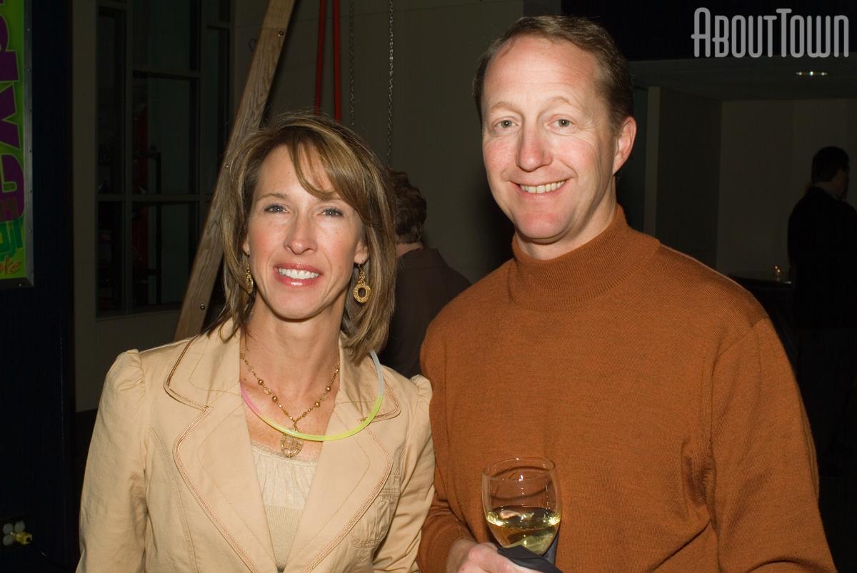 Linda and John Cline