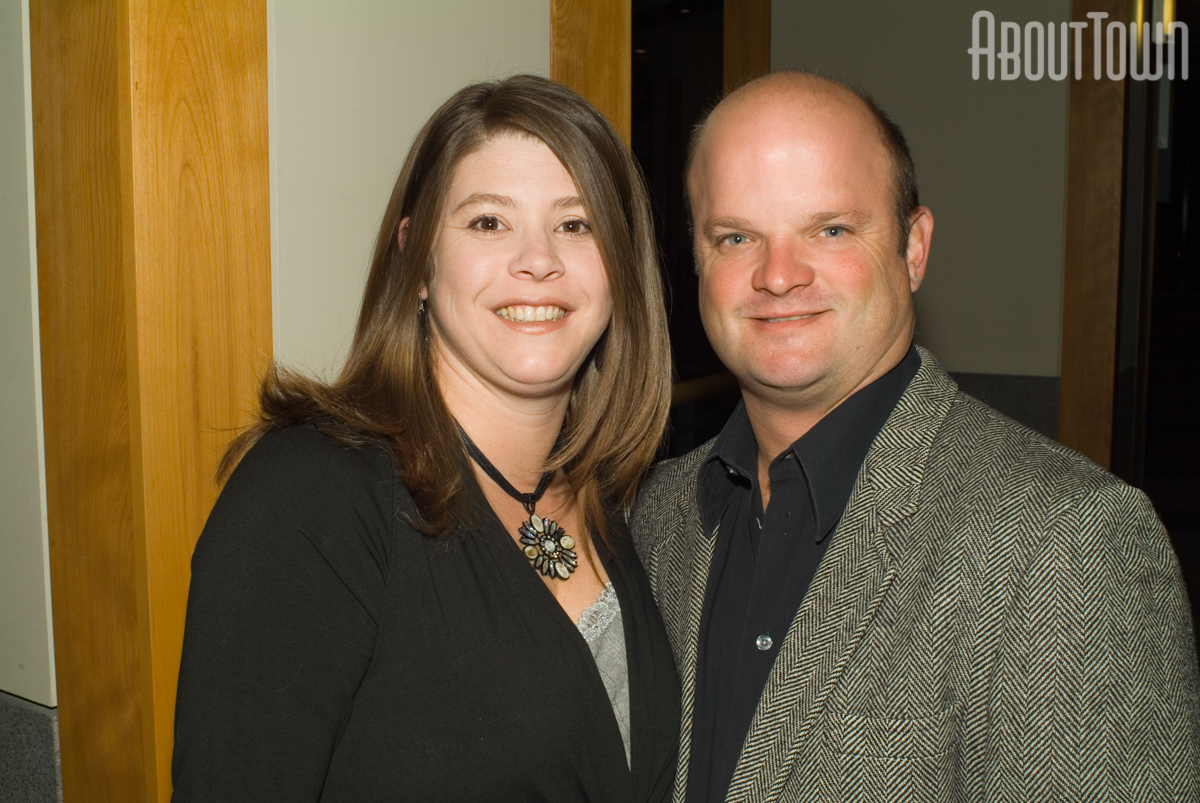 Stephanie and Barkley Knight