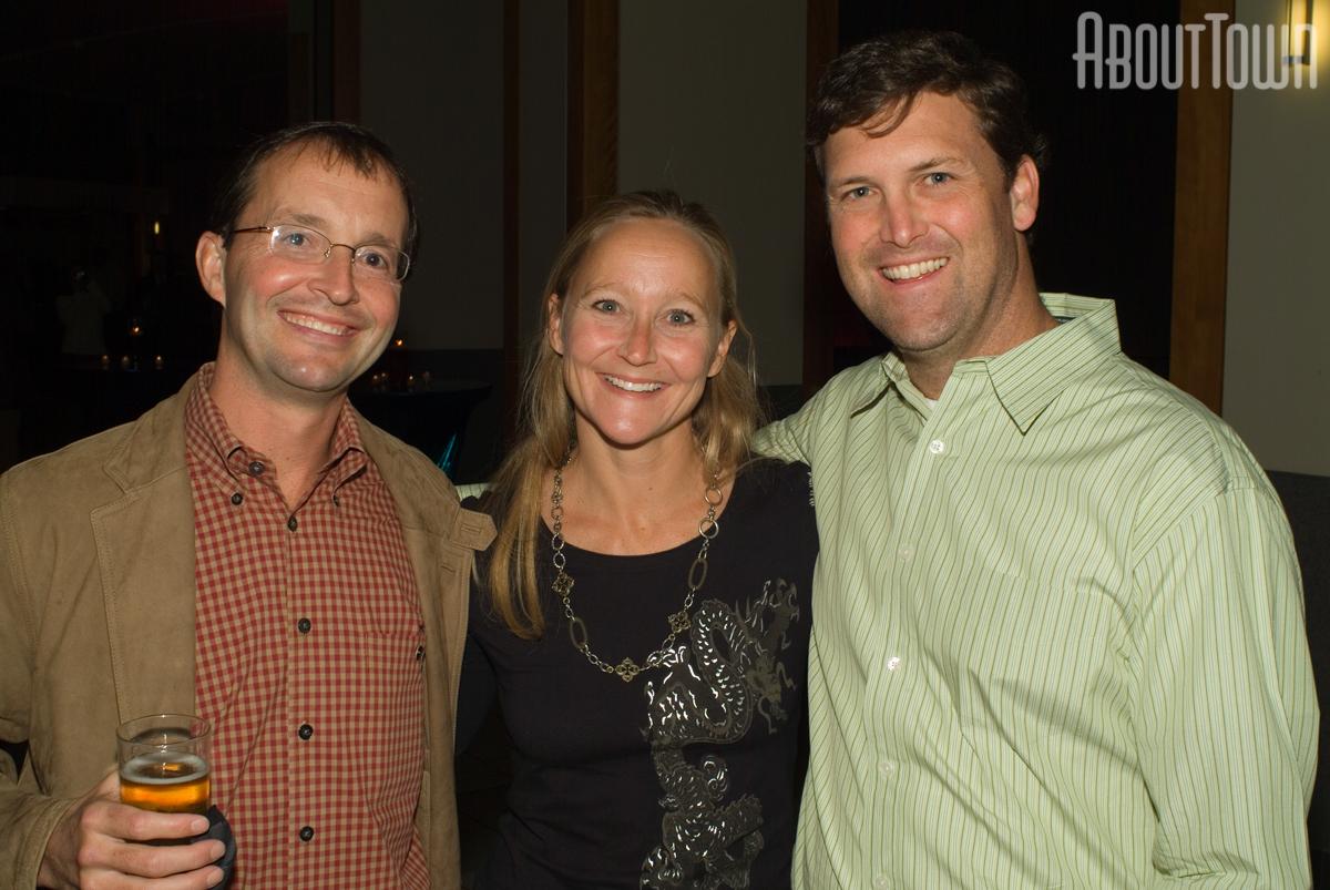 Lee Edwards, Cissy and Steve Jackson