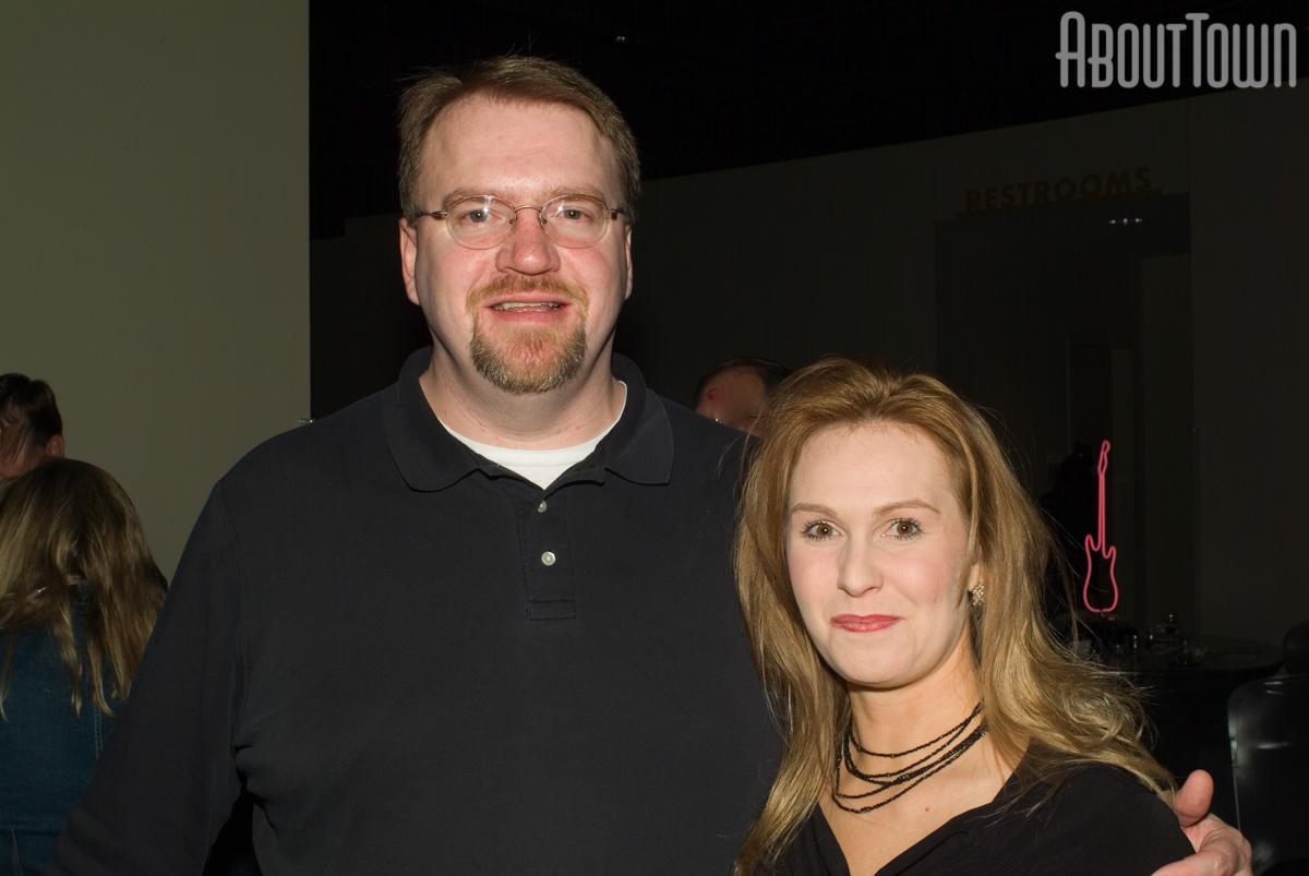 Eric and Kim Warner
